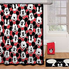 Mickey Mouse Bath Collection   Disney Store Step into a luxurious spa time  with Mickey MouseDisney bathroom  I m still looking for some red white and black  . Disney Bathroom. Home Design Ideas