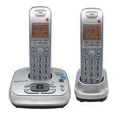 Handset  Digital Cordless Phone  Answer Machine Voice Mail Telephone