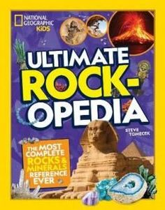 Fun exploration of all the different rocks on our planet and in the universe.