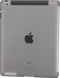 Carcasa trasera Mooster iPad 2 soft touch semitransparente gris #iphone #blogtecnologia #tecnologia Visita http://www.blogtecnologia.es/producto/carcasa-trasera-mooster-ipad-2-soft-touch-semitransparente-gris