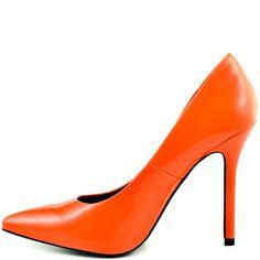 Protest - Orange Patent  Fergie $69.99