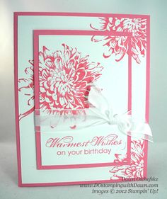 Blooming with Kindness Stampin' Up! retired list by Dawn Olchefske #dostamping #stampinup