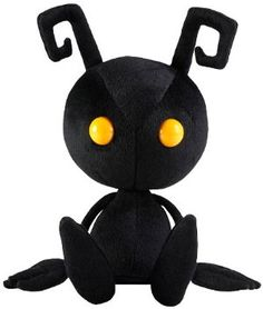 "Square Enix Shadow ""Kingdom Hearts"" Plush"
