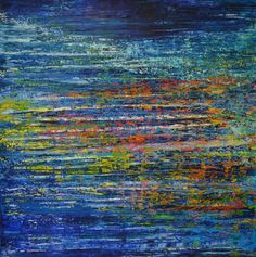 Oil painting from UGallery. Cast on Blue by Mia Henry Simple Paintings, Oil Paintings, Most Popular Artists, Online Art Gallery, Top Artists, Art For Sale, Dan, Abstract Art, Original Art