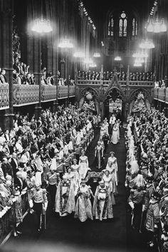 Coronación reina Isabel II | Galería de fotos 3 de 16 | Vanity Fair