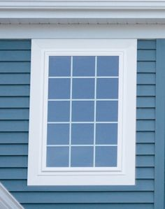 window casing, exterior  picture frame with mitered joint