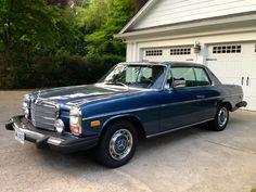 1975 Mercedes-Benz 200-Series 280C | eBay