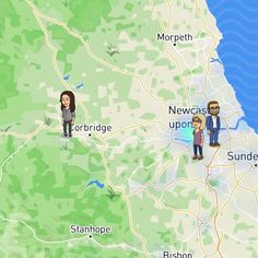 I think I may need some more #snapchat friends. The map looks a little sad ha ha #snapmap