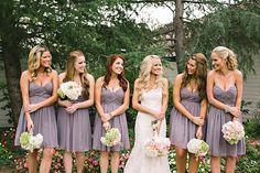 bridesmaid color-lilac