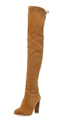 Stuart Weitzman over the knee boots from fall-winter 2015/2016 collection. Click here to buy.