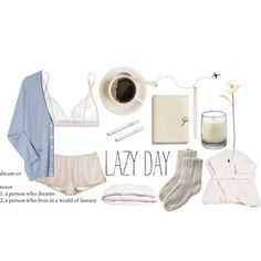 """Lazy Sundays in bed"" by paligg on Polyvore"