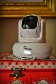 Oricom Secure 850 Digital Video Baby Monitor Review