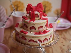Mangerais bien un petit morceau de ce gâteau ...