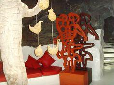 Cesar Manriques art installations