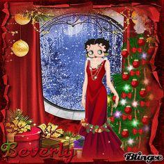 Betty Boop Christmas