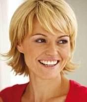 hairstyles for middle aged women - Google Search