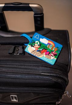 Thoughts on choosing the right luggage for your Disney trip...