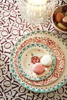 Macaroons have never looked quite as delicious.