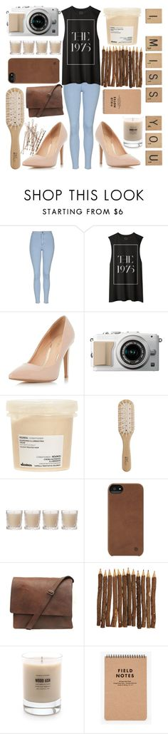 """""""Day 22- Filming"""" by averyzerb1y ❤ liked on Polyvore featuring Topshop, Dorothy Perkins, Davines, Philip Kingsley, Shabby Chic, Incase and Baxter of California"""