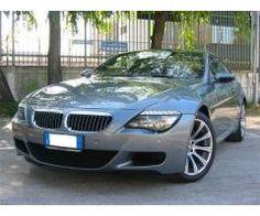 BMW Serie 6 Coupè M6 cat