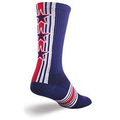 Sockguy Derby Crew Socks Unisex Style CRDERBYNAVREDGREY Size LXL * You can find out more details at the link of the image.(It is Amazon affiliate link) #shoutouts