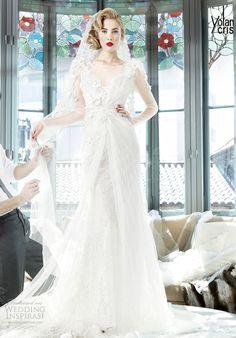 YolanCris 2013 Wedding Dresses — Couture-Couture Bridal Collection | Wedding Inspirasi