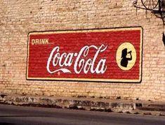 Drink Coca Cola, Hico Texas