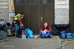 Tournage station service, Douai, avril 2014, Fuji X-E 1+18/55