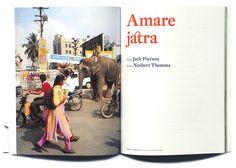 Migros Annual Report 2004 | Typographer: Roger Furrer | Concept: Studio Achermann, Zurich