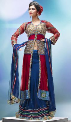 Images of different types of indian dresses