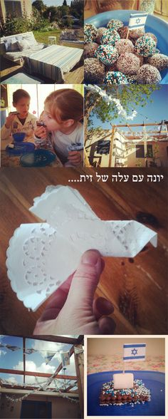 origami dove for our independence day. happy birthday israel! 65 and still young at heart :)