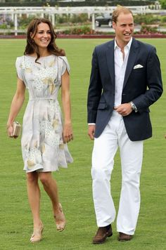 Sure, the Mrs. gets all the fashion attention, but the Duke of Cambridge isn't too bad in the style department, either.