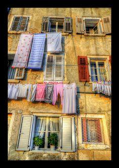 Laundry                             Rovinj, Croatia