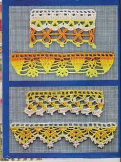 Barrado croche - ling730 - Álbuns da web do Picasa