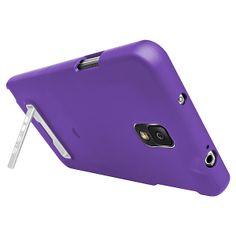 Seidio SURFACE Case w/ Kickstand for Samsung Galaxy Note 3, Amethyst