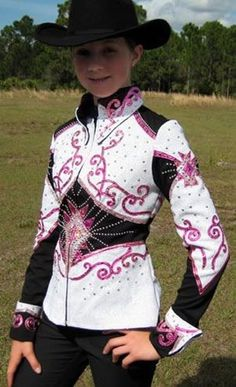 western show shirt | Discuss AMAZING western show clothes! at the Tack & Equipment forum ...