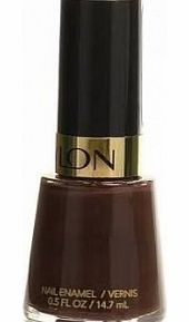 REVLON Nail Polish Hot for Chocolate 903 Revlon Nail Polish Hot For Chocolate 903 14.7ml Get ready for winter with this Revlon Nail Polish (Hot For Chocolate). This nail polish features a gorgeous rich chocolate brown pigmentation. Great for http://www.comparestoreprices.co.uk/nail-products/revlon-nail-polish-hot-for-chocolate-903.asp