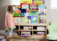 The Art of Making a Baby Front Facing Bookshelves: Creating a ...