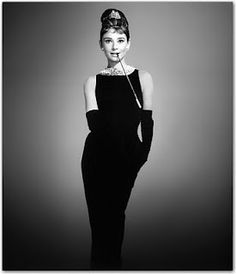 Audrey Hepburn, defining style..