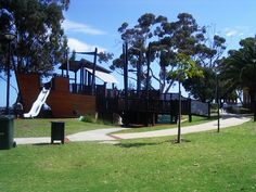 Heathcote playground