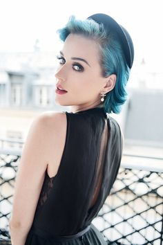 Katy Perry, Paris 2012