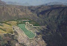 Bogotá, Colombia: Corredor Ecológico y Recreativo de los Cerros Orientales,Cortesia de Diana Wiesner