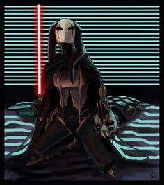 Darth Guile Twi'lek Sith Lord