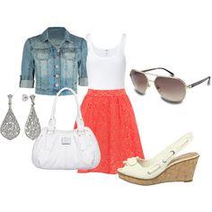 playfuly dressy summer day, created by swirlybanana