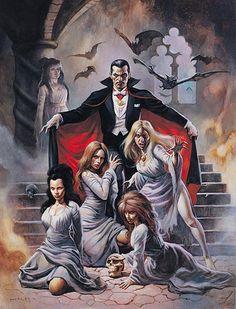 Brides of Dracula Movie Poster | El Conde Dracula,El Vampiro de Transilvania