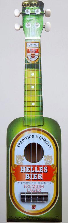 Ukulele Art, Cool Ukulele, Painted Ukulele, Musical Instruments, Flutes, Corner, Music Things, Guitars, Lovers