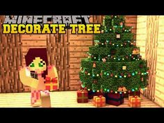 Christmas Minecraft Decorations.11 Best Minecraft Christmas Tree Images Minecraft