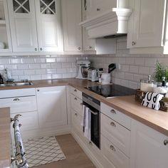 """""""God morgen fra kjøkkenet☺️#kjøkken #kitchen #sigdal #sigdalkjøkken…"""""""