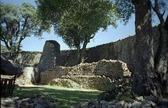 The Great Zimbabwe ruins are a popular place for visitors to go learn about and enjoy.
