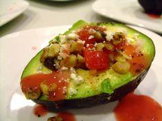 Super Easy (and yummy!) Avacoado Halves